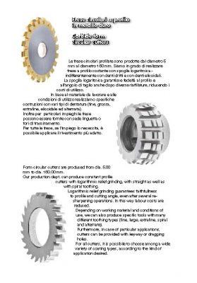 Circular-cutters